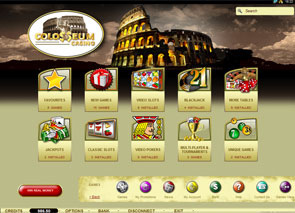 Colosseum Casino Promotions