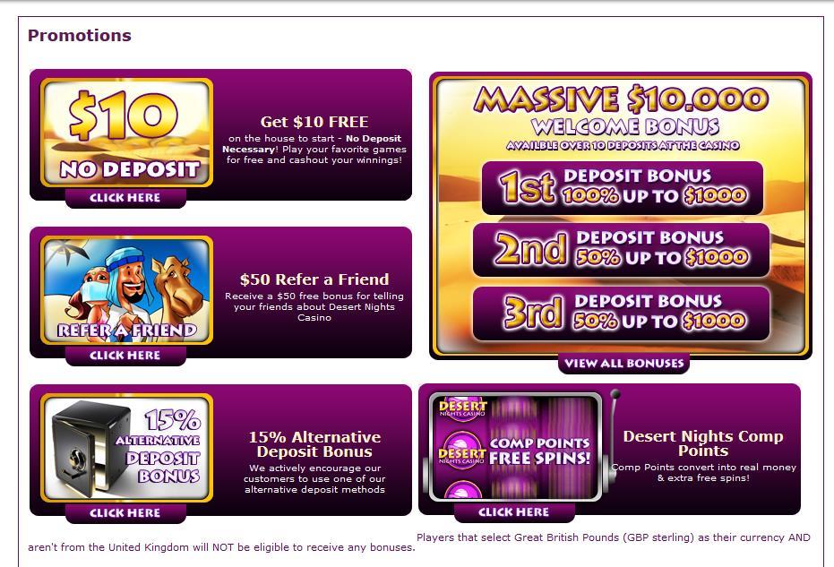tropica casino $25 no deposit bonus