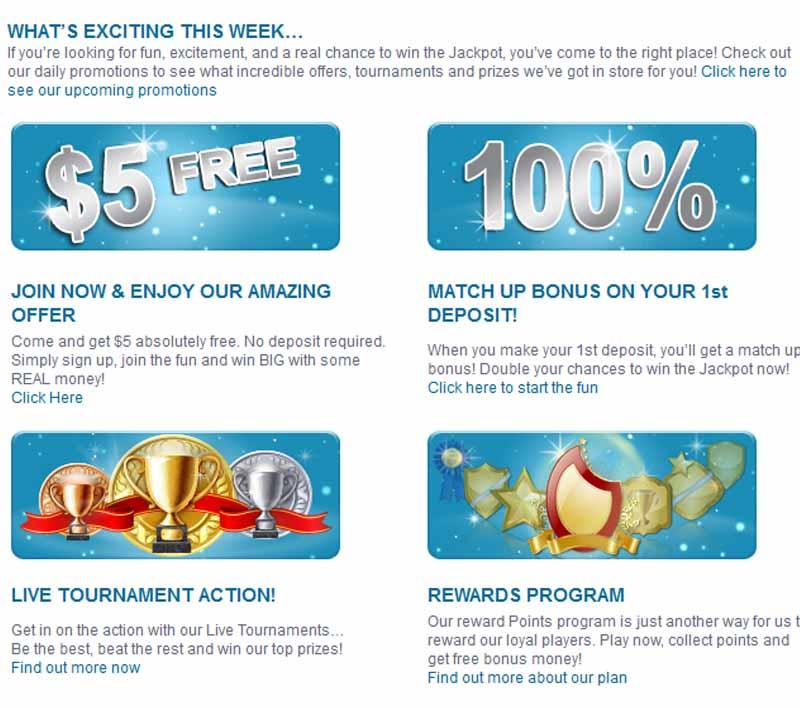 Extraspel Casino Promotions