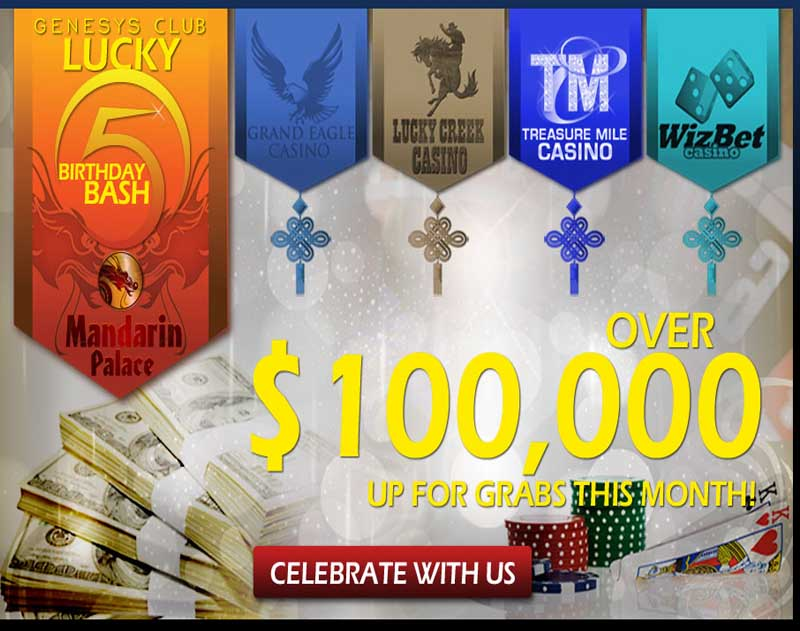 Grand Eagle Casino Promotions