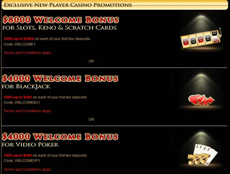 Grand Fortune Casino Promotions