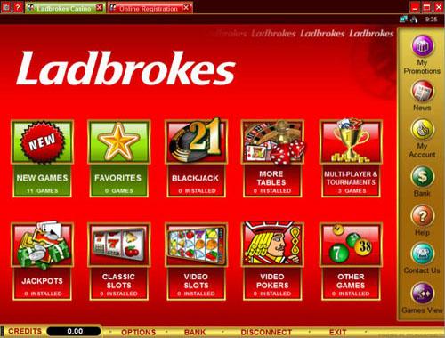 Ladbrokes Casino Promotions