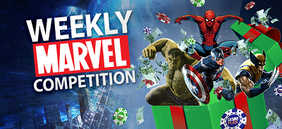 Marvel Competition  At Casinoplex