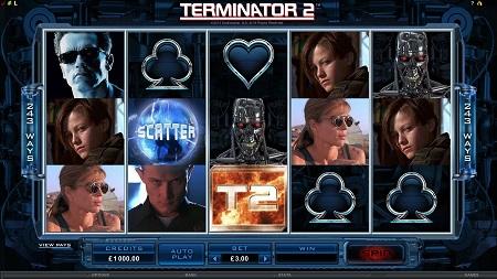 100K Slot Tournament - Terminator 2