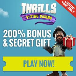 February Promotions By Thrills Casino