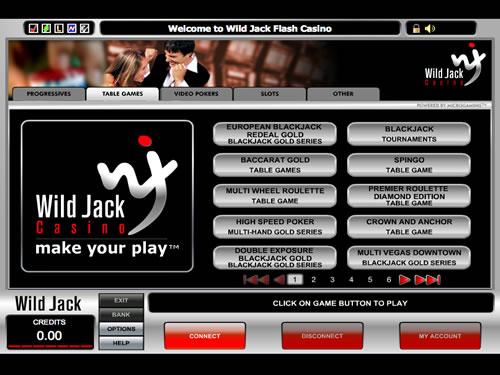 Wild Jack Casino Promotions