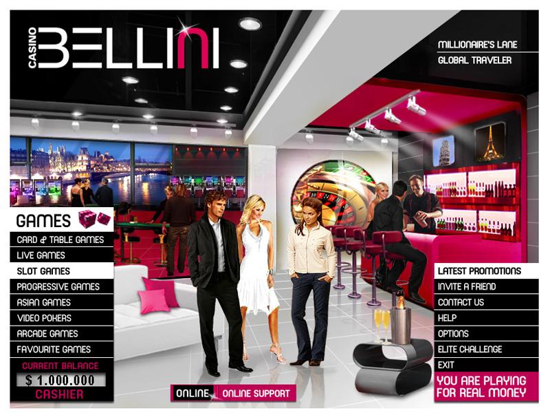Bellini Casino Promotions