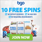 The April Marathon is now in motion - visit BGO to win £10,000