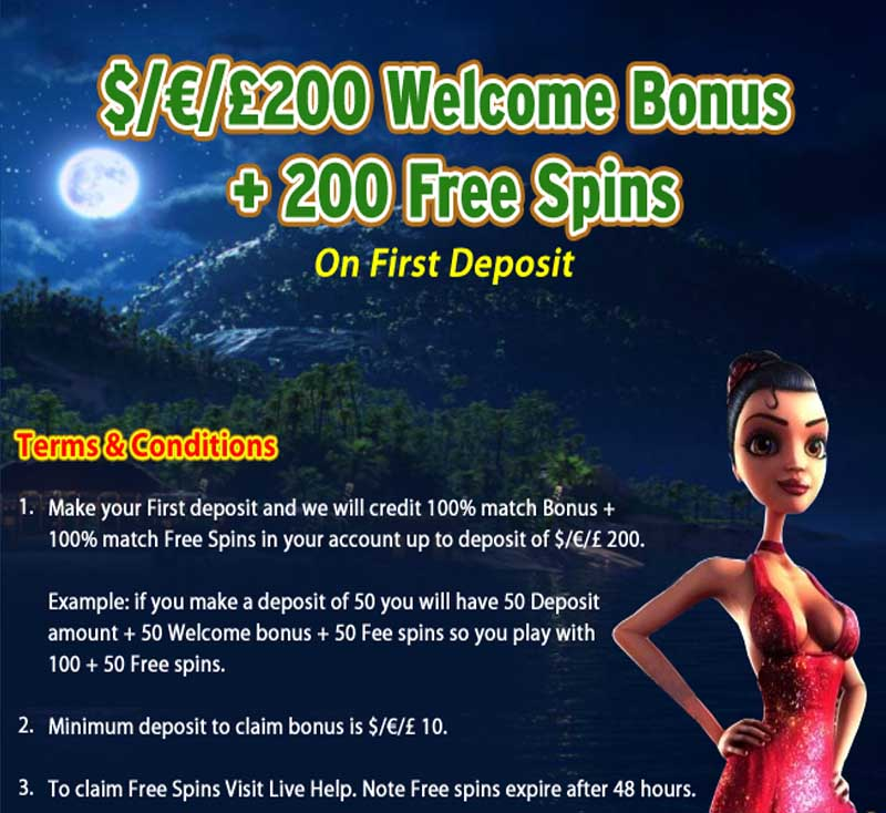 Crazy Spins Casino Promotions