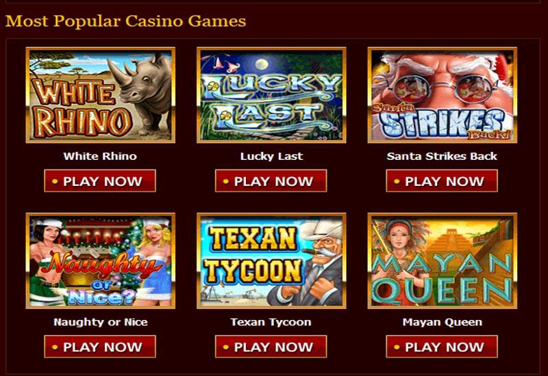 Casino Gambling Bonus