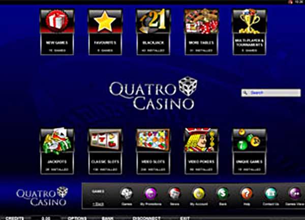 Quatro Casino Promotions