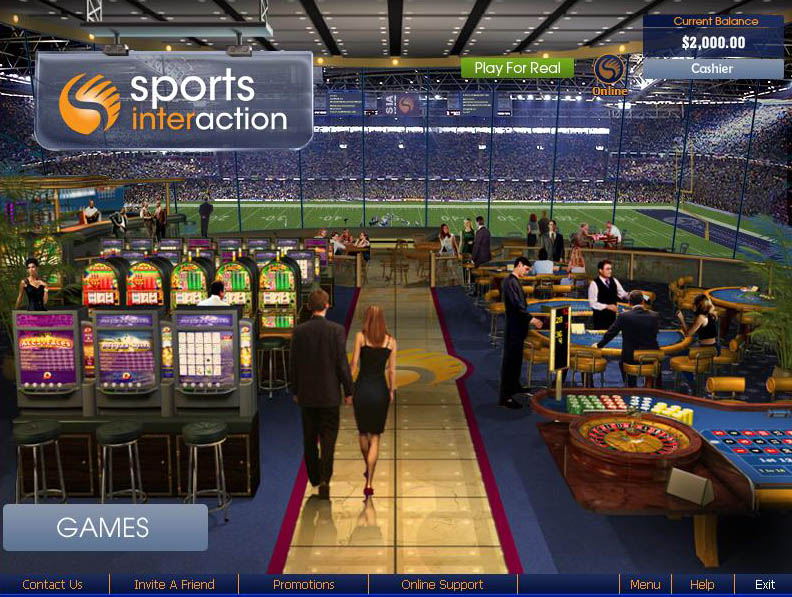 Sports Interaction Casino Promotions