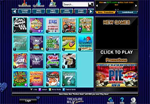 Treasure Mile Casino Promotions