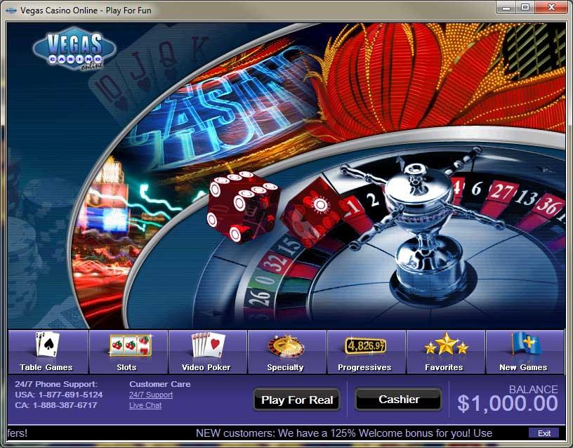 Vegas Online Promotions
