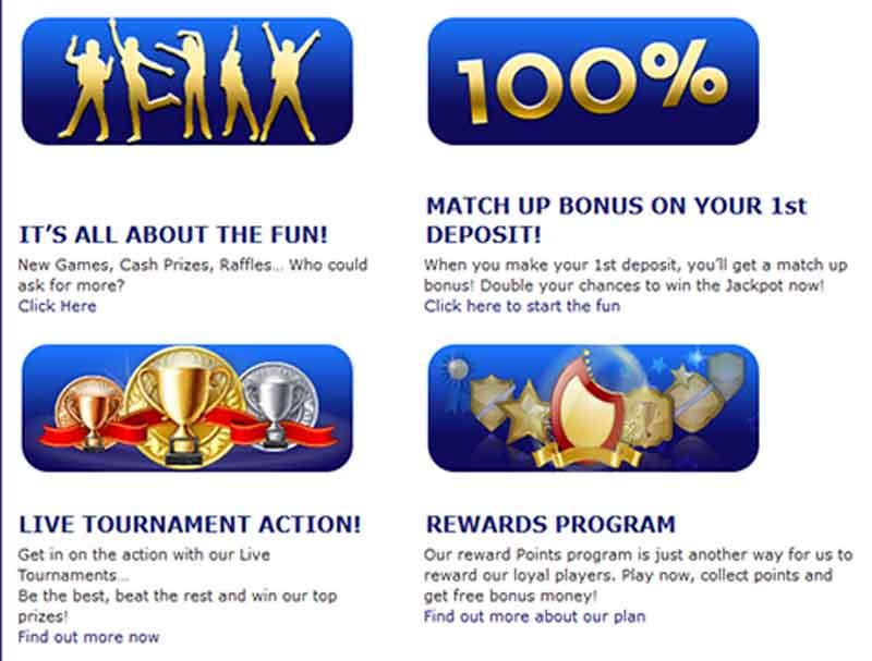 Viking Slots Casino Promotions