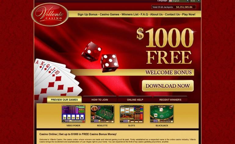 Home Page Screenshot